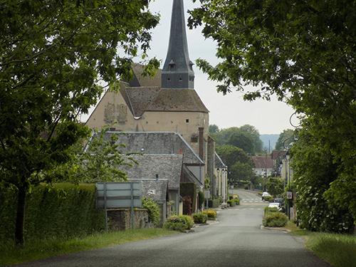 Melleray-Eglise